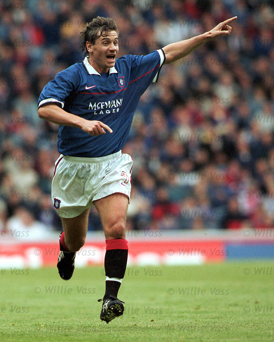 Andrei Kanchelskis, Rangers 1998-99