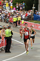 Falmouth Road Race, Christo Landry