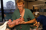 Dr Doctor Phil Hammond. Bath General Hospital 1988. Dr Phil Hammond is now a well know Comedian, Broadcaster and Author.