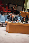 Iran in UN SC on GAZA