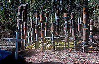 Traditional Aboriginal Pukumani - Mortuary Ceremony<br />