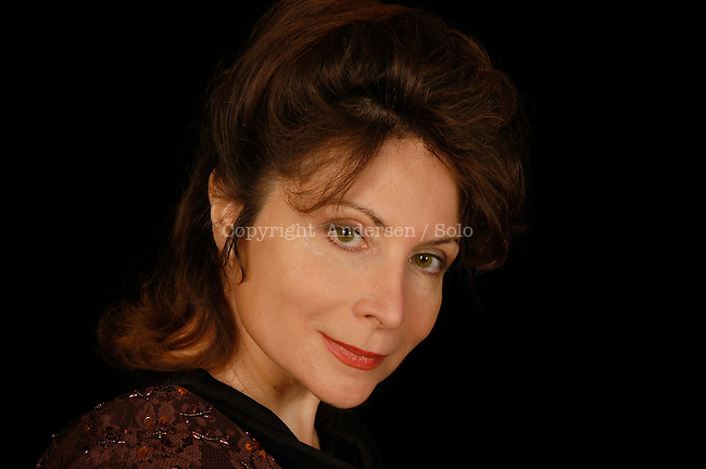 Monique Canto Sperber, French writer and philosopher. Ecole Normale Superieur.