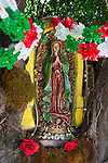 Virgin of Guadalupe, Puerto Vallarta, Jalisco, Mexico