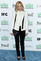 SANTA MONICA, CA, USA - MARCH 01: Maria Bello at the 2014 Film Independent Spirit Awards held at Santa Monica Beach on March 1, 2014 in Santa Monica, California, United States. (Photo by Xavier Collin/Celebrity Monitor)