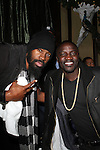 "Jamaal Pollard aka Mali Music and Akon Attend BET's Music Matters ""Best of 2012"" Holiday Showcase At S.O.Bs, NY  12/11/12"