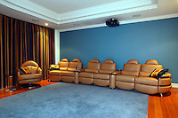 Obelli Design Studio, East Perth Home Theatre