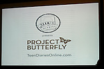 Atmosphere at Teen Diaries Presents: Project Butterfly New York Hosted by Keri Hilson,  9/24/11