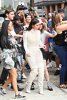 NEW YORK, NY - September 7: Kim Kardashian seen on September 7, 2016 in New York City. Credit: DC/Media Punch