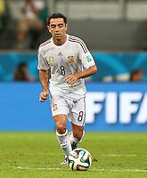 Xavi Hernandez of Spain
