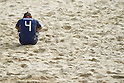 Shinji Makino (JPN), SEPTEMBER 4, 2011 - Beach Soccer : FIFA Beach Soccer World Cup Ravenna-Italy 2011 Group D match between Ukraine 4-2 Japan at Stadio del Mare, Marina di Ravenna, Italy, (Photo by Enrico Calderoni/AFLO SPORT) [0391]