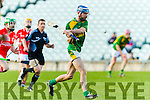Sean Dowling of Kilmoyley in action at the Gaelic Grounds, Limerick<br /> <br /> Photo: Oisin McHugh True Media