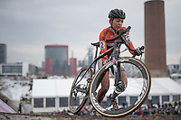 Sophie de Boer (NED)<br /> <br /> Women's Race<br /> UCI 2017 Cyclocross World Championships<br /> <br /> january 2017, Bieles/Luxemburg
