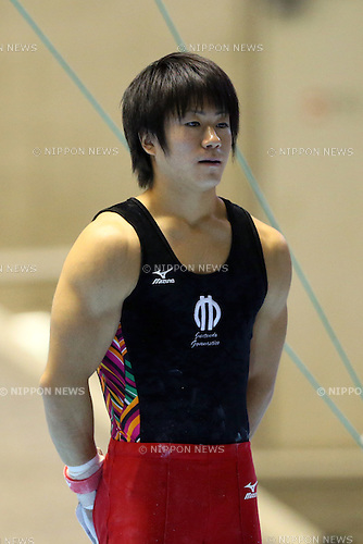 Shota Hisanaga, NOVEMBER 3, 2012 - Artistic Gymnastics : The 66th All Japan Gymnastics Team Championship at 1st Yoyogi Gymnasium, Tokyo, Japan. (Photo by YUTAKA/AFLO SPORT)