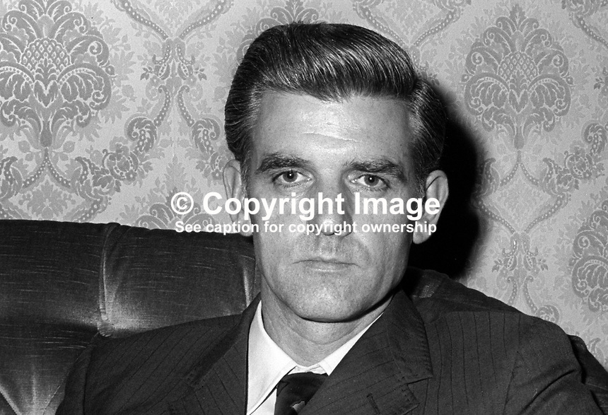 James Fitzpatrick, solicitor, Belfast, N Ireland, 197210000672JF.<br />