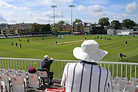 General view of the ground ahead of Essex CCC vs Hampshire CCC, Specsavers County Championship Division 1 Cricket at The Cloudfm County Ground on 21st May 2017