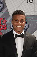 LOS ANGELES, CA - JUNE 26: Cory Hardrict at the 2016 BET Awards at the Microsoft Theater on June 26, 2016 in Los Angeles, California. Credit: David Edwards/MediaPunch