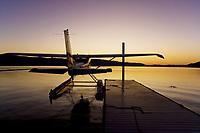 Seaplane Splash-In, Lakeport, California, Lake County, Californ