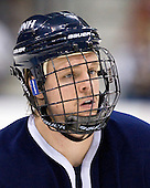 Blake Kessel (UNH - 20) - The University of New Hampshire Wildcats defeated the Miami University RedHawks 3-1 (EN) in their NCAA Northeast Regional Semi-Final on Saturday, March 26, 2011, at Verizon Wireless Arena in Manchester, New Hampshire.