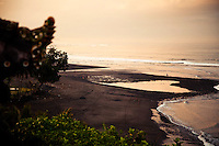 I Love Balian - low tide at Balian reef.