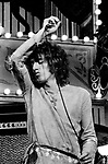The Who 1968 Roger Daltrey at the Rolling Stones Rock and Roll Circus