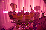 Mini cupcakes were some of the offerings during the viewing party for the 2011 Victoria's Secret Fashion Show at the Samueli Theater at the Segerstrom Center for the Arts in Costa Mesa.