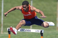 UVa Track and Field event April 9. 2010. (Photo/Andrew Shurtleff)