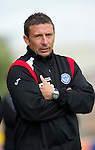St Johnstone FC.... Season 2010-11.Derek McInnes.Picture by Graeme Hart..Copyright Perthshire Picture Agency.Tel: 01738 623350  Mobile: 07990 594431