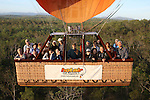 20101101 NOVEMBER 01 Cairns Hot Air Ballooning