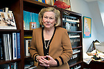 NEWTON, MA, Sept. 22, 2008-- Alicia H. Munnell, Director for the Center for Retirement Research at Boston College. Before joining Boston College in 1997, Alicia Munnell was a Member of the President's Council of Economic Advisers (1995-1997) and Assistant Secretary of the Treasury for Economic Policy (1993-1995). CREDIT: JODI HILTON