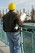 Stock Photo of Construction manager
