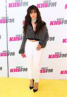 CARSON, CA - MAY 13: Camila Cabello at 102.7 KIIS FM's 2017 Wango Tango at StubHub Center on May 13, 2017 in Carson, California. Credit: Faye Sadou/MediaPunch
