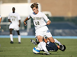 2 September 2007: Wake Forest's Zack Schilawski. The Wake Forest University Demon Deacons defeated the Monmouth University Hawks 2-0 at Fetzer Field in Chapel Hill, North Carolina in an NCAA Division I Men's Soccer game.