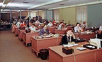 Petro Philadelphia 1960's office. Philadelphia, Pennsylvania.