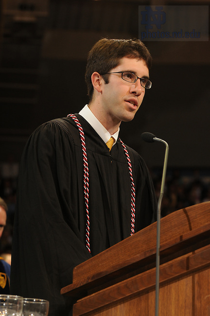 Invocation, Commencement 2008