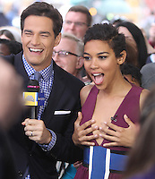 X-Men: Apocalypse Cast Visit Good Morning America