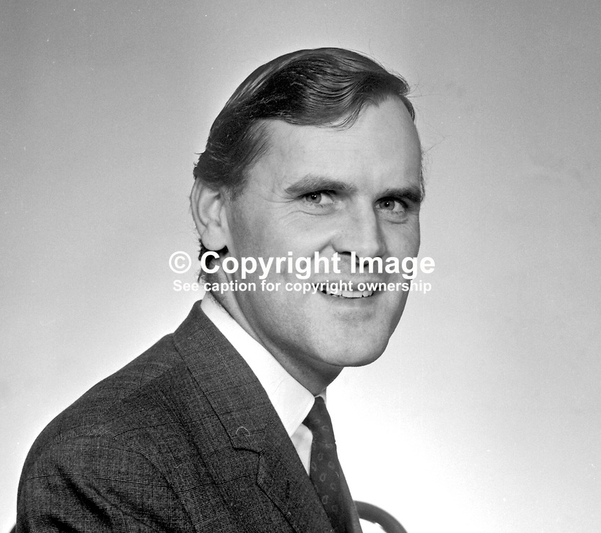 Richard Ferguson, barrister, Belfast, N Ireland, UK. Later moved to London, where he had a high profile career. 19690000125.<br />