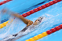 2012 Olympic Games - Swimming - Women's 200m Backstroke Heat