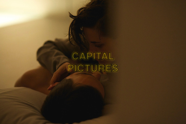 Equals (2015) <br /> Nicholas Hoult, Kristen Stewart<br /> *Filmstill - Editorial Use Only*<br /> CAP/KFS<br /> Image supplied by Capital Pictures