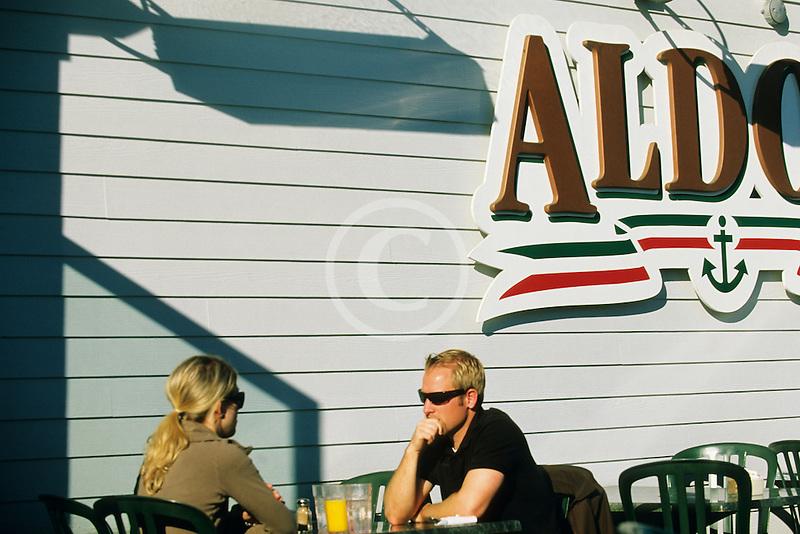 California, Santa Cruz, Aldo's Restaurant