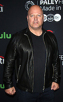 NEW YORK, NY-October 19:Michael Chiklis at PaleyFest New York presents Gotham at the Paley Center for Media in New York.October 19, 2016. Credit:RW/MediaPunch