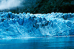 AK: Glacier Bay National Park, Alaska, Margerie Glacier    .Photo Copyright: Lee Foster, lee@fostertravel.com, www.fostertravel.com, (510) 549-2202.Image: akglac203