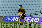 Kieran O'Leary Dr. Crokes in action against  Corofin in the Semi Final of the Senior Football Club Championship at the Gaelic Grounds, Limerick on Saturday.