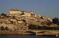 Europe/Portugal/Coimbra : La ville sur les bords du Mondego