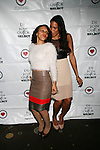 Nikki and Maria Clifton Attend The 4th Annual Beauty and the Beat: Heroines of Excellence Awards Honoring Outstanding Women of Color on the Rise Hosted by Wilhelmina and Brand Jordan Model Maria Clifton Held at the Empire Room, NY 3/22/13