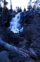 Eagle Falls at Emerald Bay, Lake Tahoe, California<br />