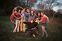 Hula Hoop Team, Maudsley State Park, Newburyport Mass