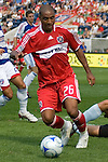 Andy Herron of the Chicago Fire