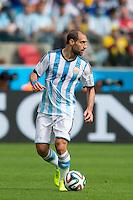 Pablo Zabaleta of Argentina