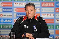SC Heerenveen Persconferentie 240613