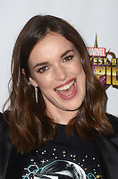 LOS ANGELES, CA - SEPTEMBER 19: Elizabeth Henstridge at the premiere of ABC's 'Agents of Shield' Season 4 at Pacific Theatre at The Grove on September 19, 2016 in Los Angeles, California.  Credit: David Edwards/MediaPunch